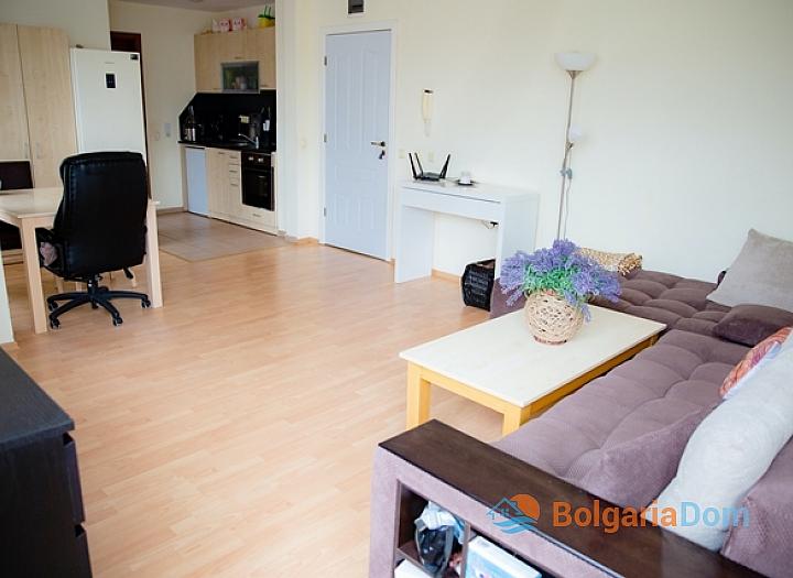 Двухкомнатная квартира в Несебр Форт Клуб. Фото 9