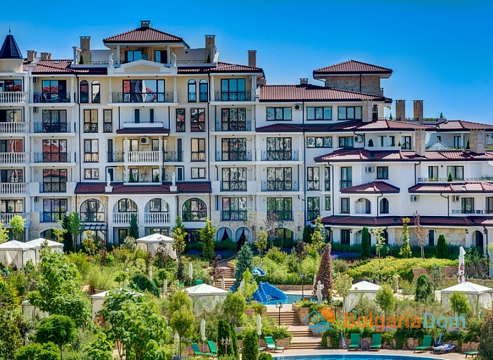 Посейдон - элитное жилье на берегу моря. Фото 4