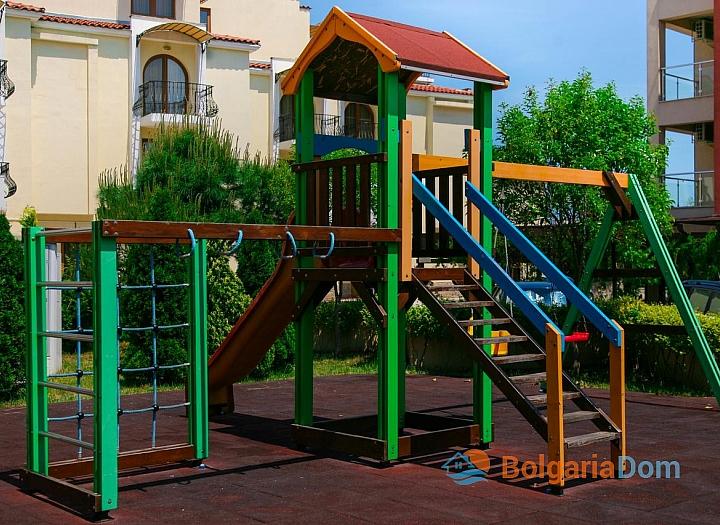 Двухкомнатная квартира в Созополе около пляжа Хармани. Фото 11
