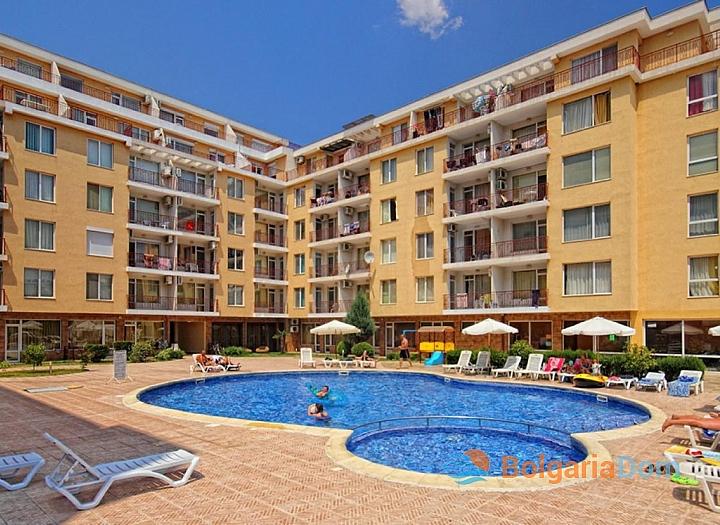Дешевая двухкомнатная квартира в Солнечном Береге. Фото 14