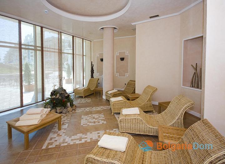 Двухкомнатная квартира на продажу в Сансет Резорт Поморие. Фото 36