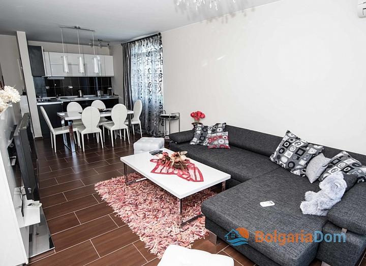 Трехкомнатная квартира у моря в Несебре. Фото 2