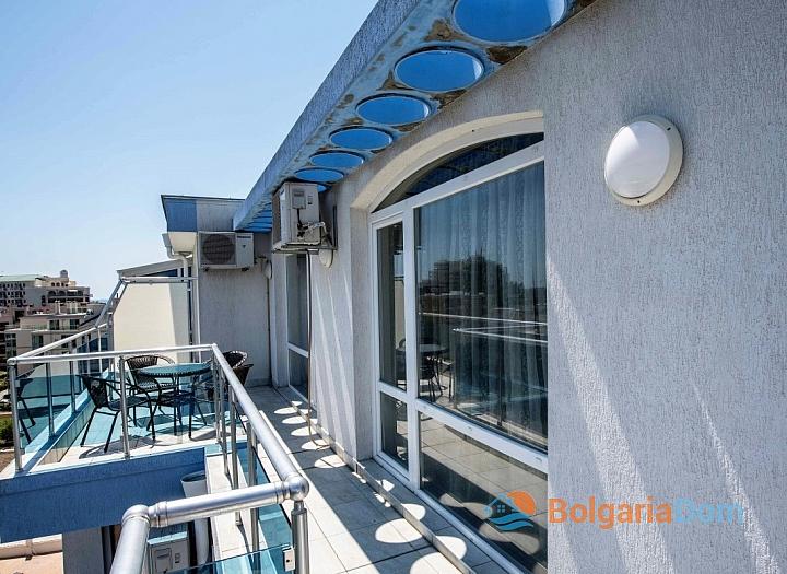 Трехкомнатная квартира у моря в Несебре. Фото 5