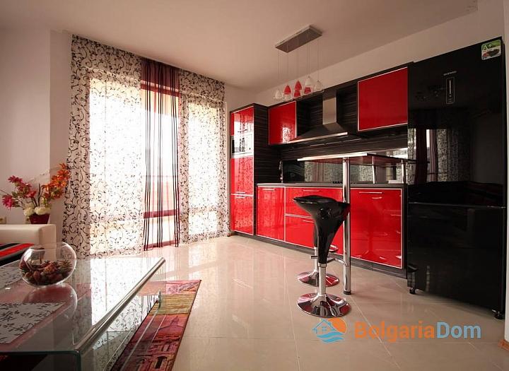 Современная двухкомнатная квартира в Солнечном Береге. Фото 2