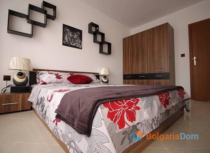 Современная двухкомнатная квартира в Солнечном Береге. Фото 4