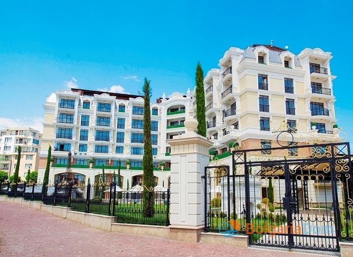 Двухкомнатная квартира в комплексе Романс Париж, Святой Влас. Фото 13