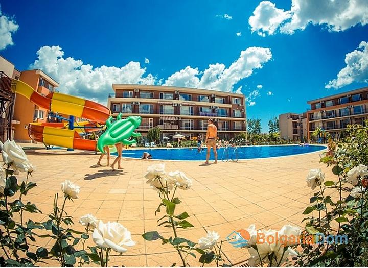 Холидей Форт Гольф Клаб /Holiday Fort Golf Club/ - недорогие квартиры в Болгарии. Фото 4