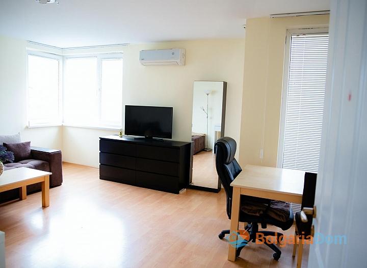 Двухкомнатная квартира в Несебр Форт Клуб. Фото 10