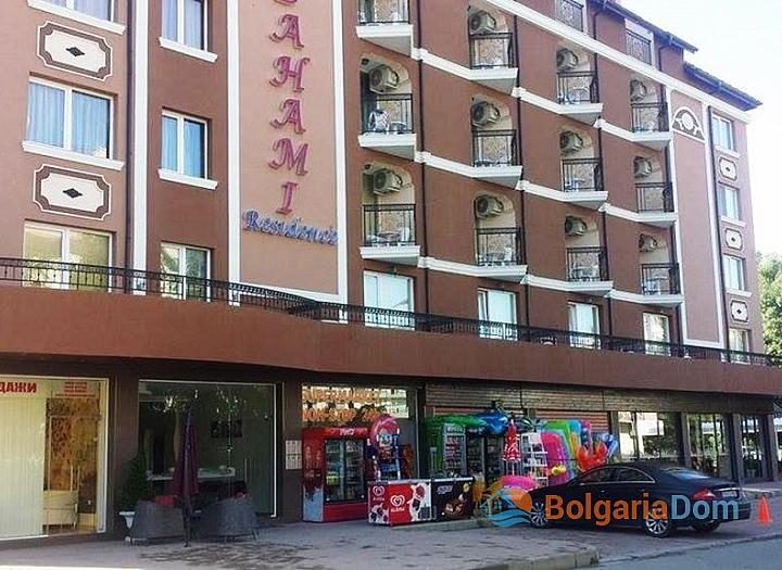 Двухкомнатная квартира в Солнечном Береге. Фото 18