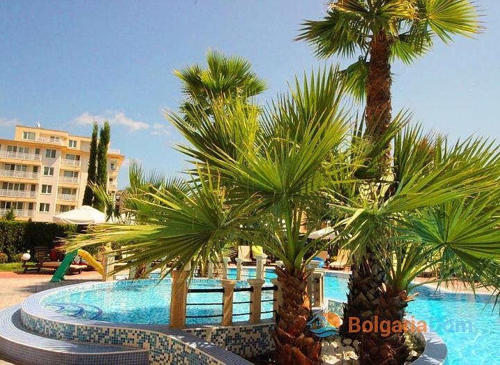 Отличная студия для отдыха и жизни на Солнечном берегу. Фото 11