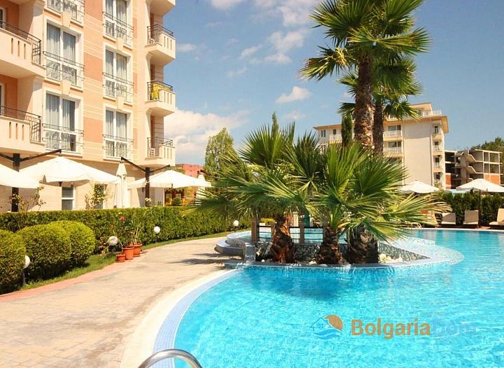 Отличная студия для отдыха и жизни на Солнечном берегу. Фото 13