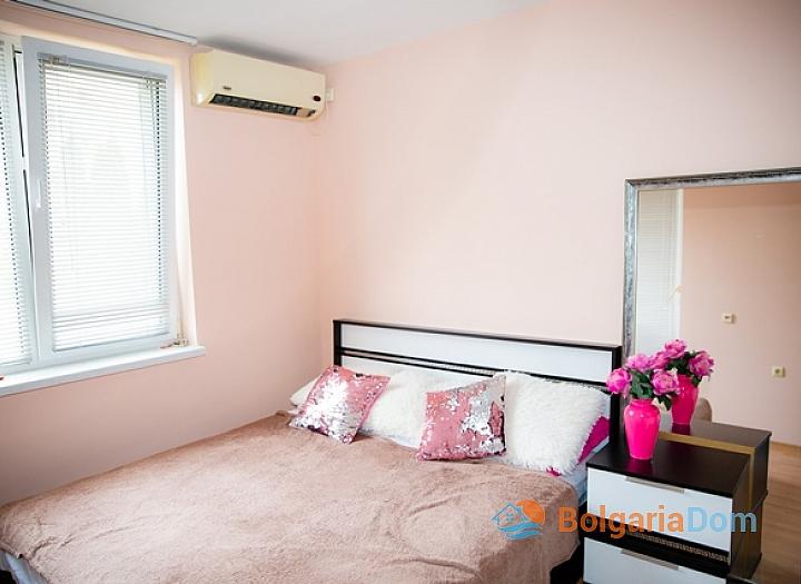 Двухкомнатная квартира в Несебр Форт Клуб. Фото 3