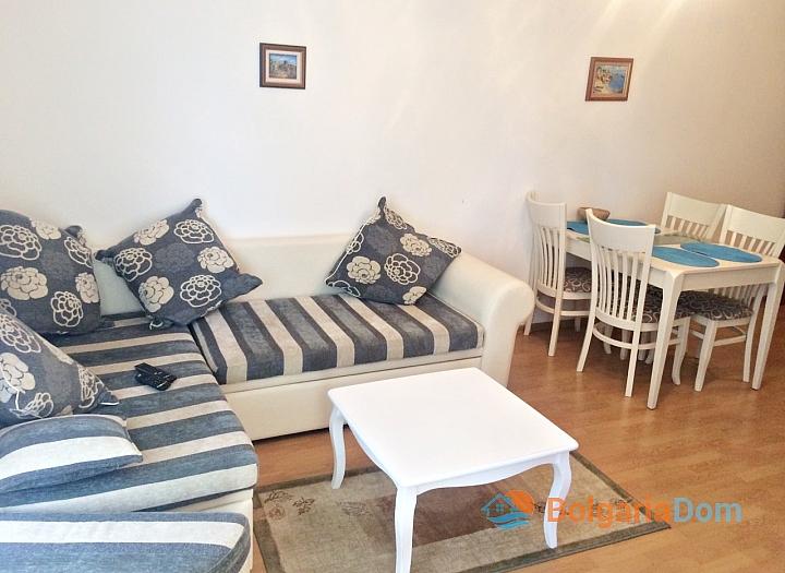 Трёхкомнатная квартира на Солнечном берегу в 100 метрах от пляжа. Фото 5