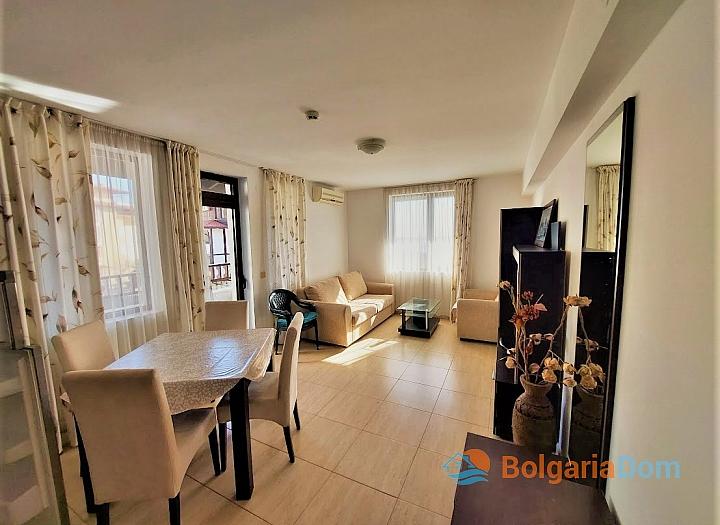 Недорогая новая студия на Солнечном Берегу, Болгария. Фото 12