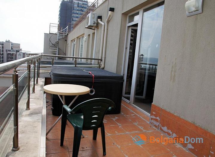 Просторный апартамент на первой линии моря в Дюн Резиденс. Фото 8