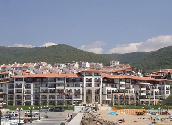 Прекрасный трёхкомнатный апартамент с видом на море в Святом Власе. Фото 14