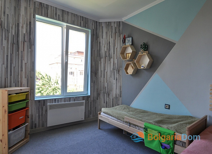 Современная квартира в 150 м от пляжа в Святом Власе. Фото 7