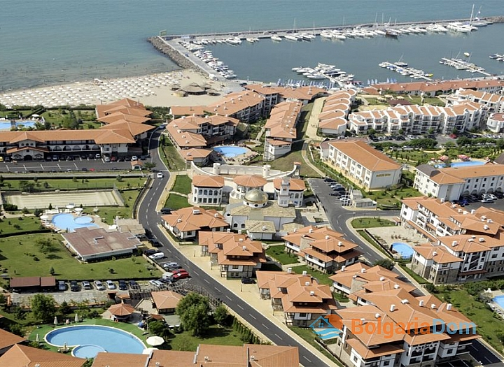 Прекрасный трёхкомнатный апартамент с видом на море в Святом Власе. Фото 15