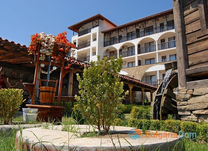 Отличная квартира у моря в курорте Святой Влас. Фото 18