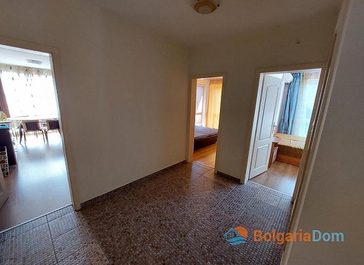 Прекрасный апартамент с двумя спальнями на Солнечном берегу. Фото 15