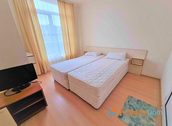 Двухкомнатная квартира с видом на море на Солнечном Берегу. Фото 2
