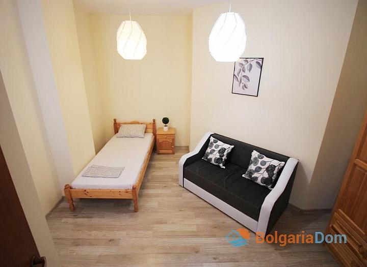 Недорогая квартира с двумя спальнями в Солнечном Береге. Фото 12