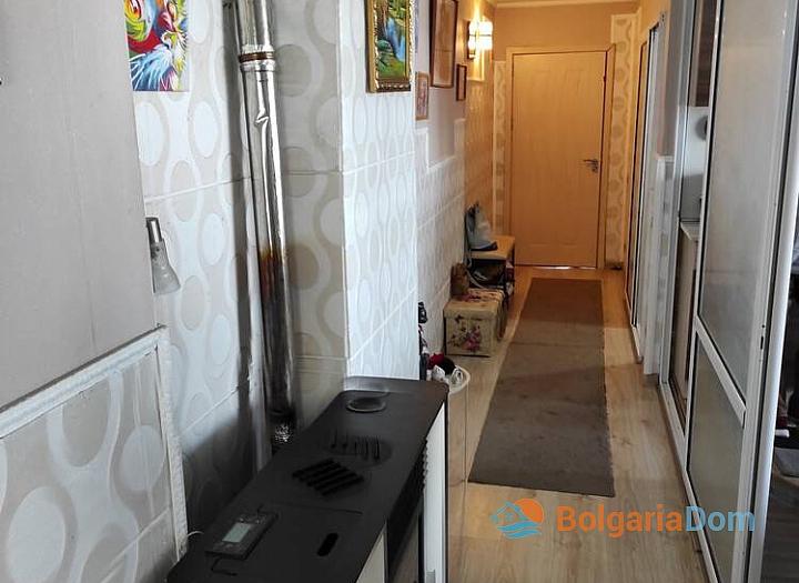 Большая двухкомнатная квартира с отоплением, без таксы. Фото 10