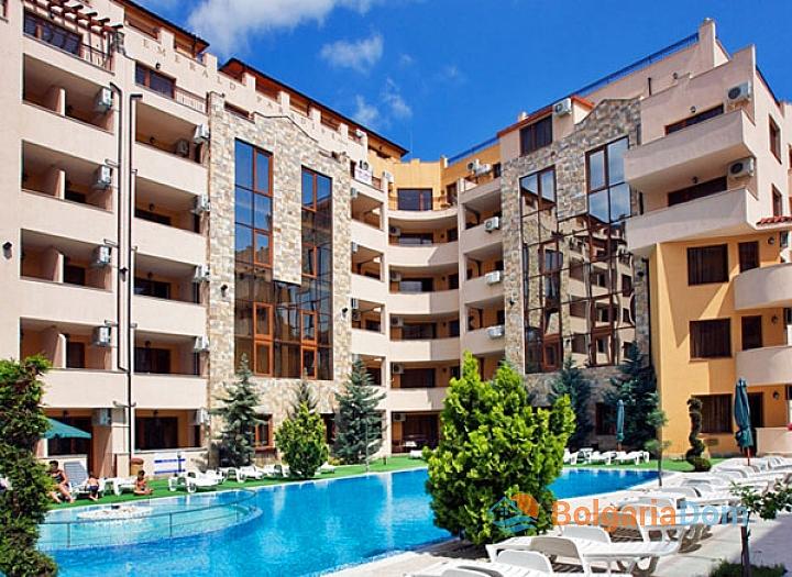 Недорогая квартира в курорте Солнечный Берег. Фото 26