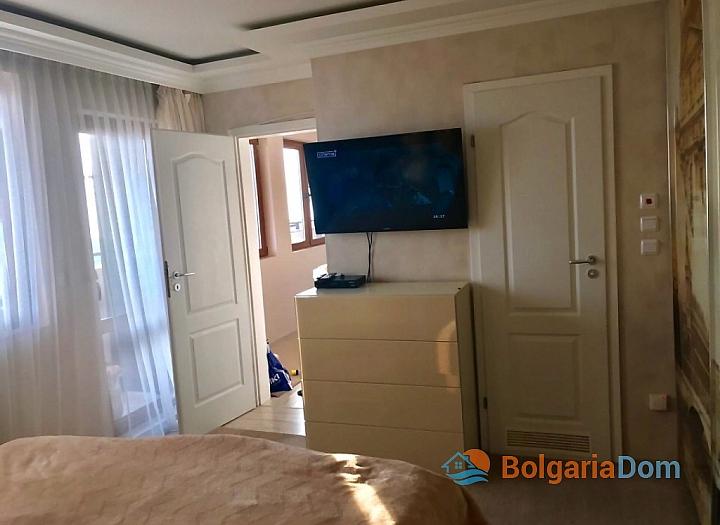 Двухуровневая квартира с видом на море в Святом Власе. Фото 15