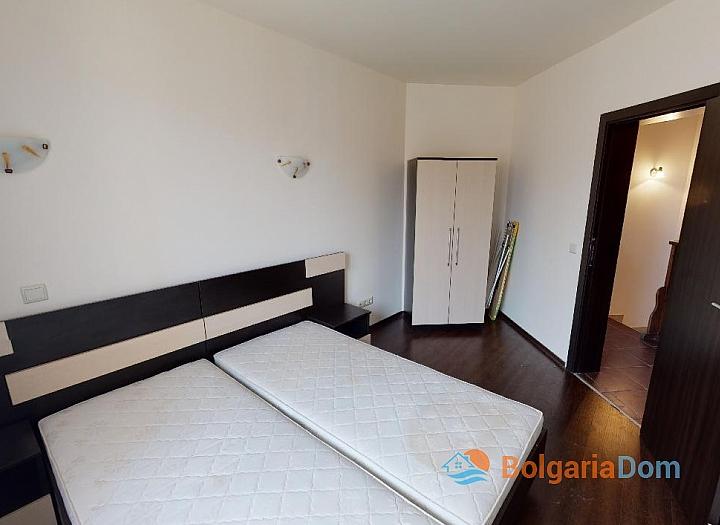 Таунхаус двумя спальнями в комплексе возле Несебра. Фото 13