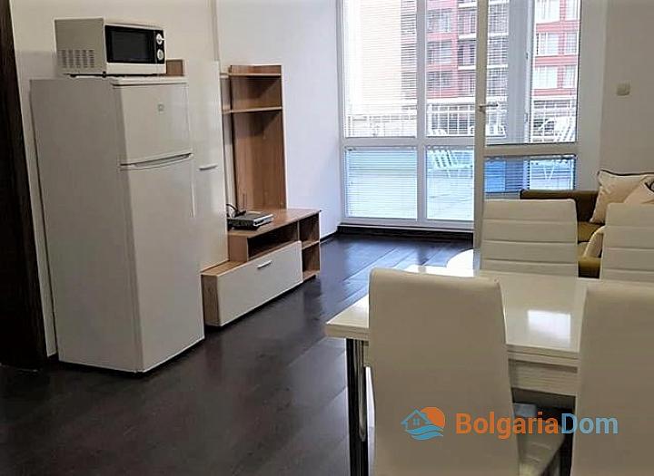 Трехкомнатная меблированная квартира в Солнечном Береге. Фото 5