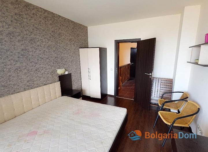 Таунхаус двумя спальнями в комплексе возле Несебра. Фото 14