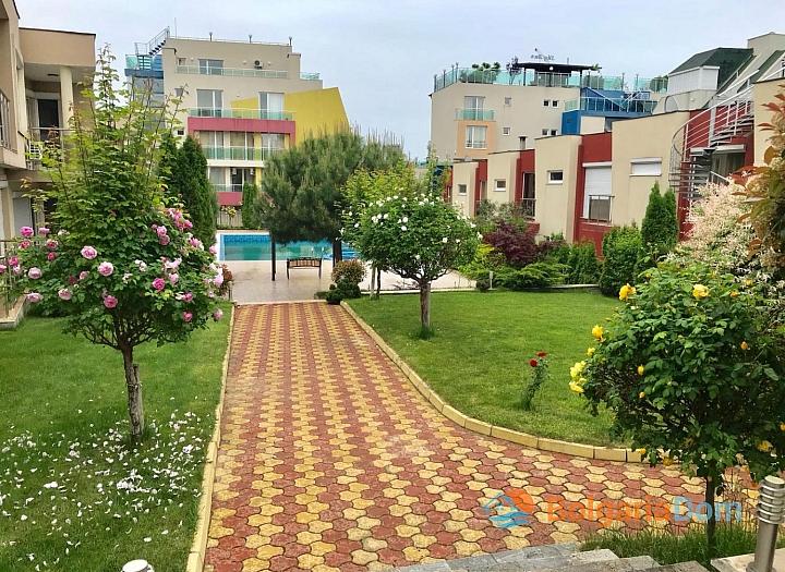 Шикарная квартира с 3 спальнями в 200 м от пляжа. Фото 10