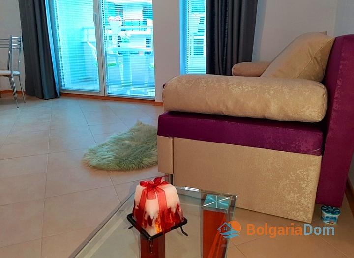Квартира с одной спальней в комплексе Лагуна 1. Фото 10