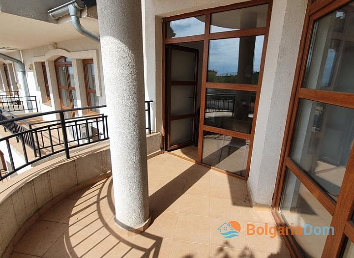 Апартамент с тремя спальнями в комплексе Несебр Вью. Фото 8