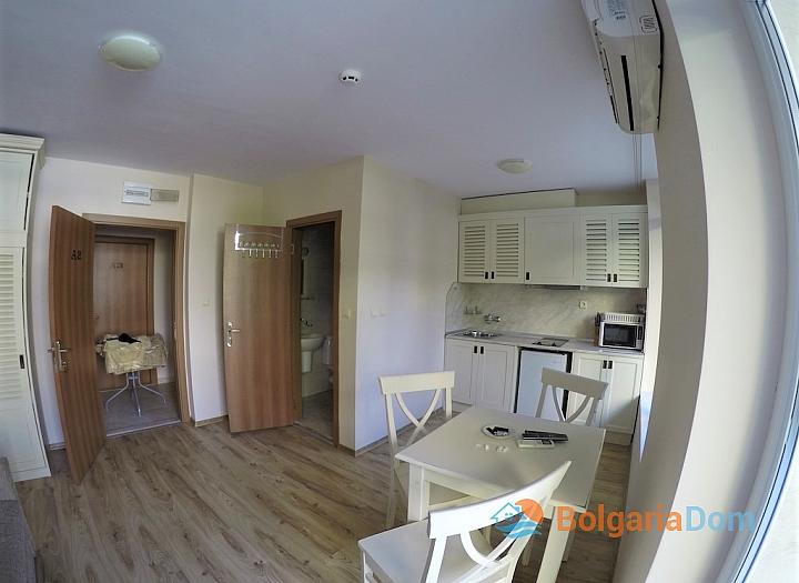 Красивая квартира с одной спальней в элитном жилом комплексе Даун Парк. Фото 3