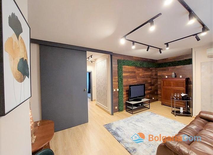 Квартира с видом на море в Бургасе. Фото 3