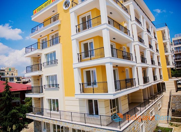 Квартира с панорамным видом на море в новом красивом комплексе. Фото 4
