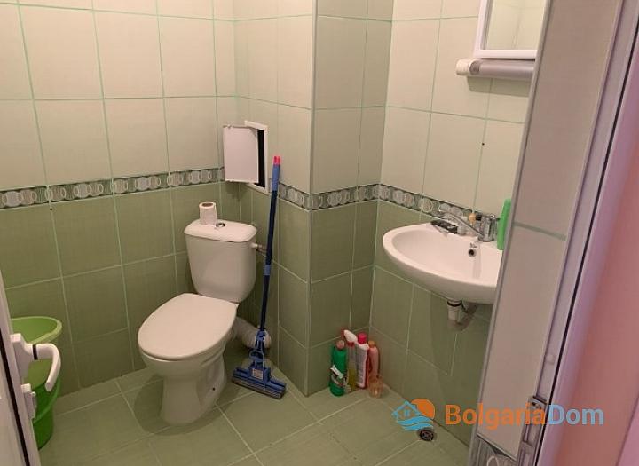 Двухкомнатная квартира в городе Несебр, Черное море. Фото 12