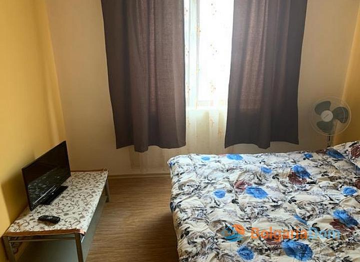 Двухкомнатная квартира в городе Несебр, Черное море. Фото 10