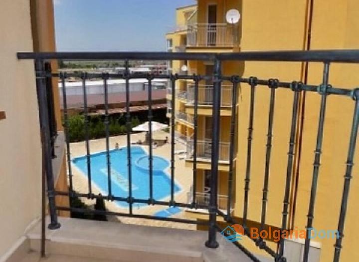 Купить недорого двухкомнатную квартиру в Солнечном Береге. Фото 14