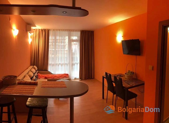 Двухкомнатная меблированная квартира в Ахелое. Фото 3