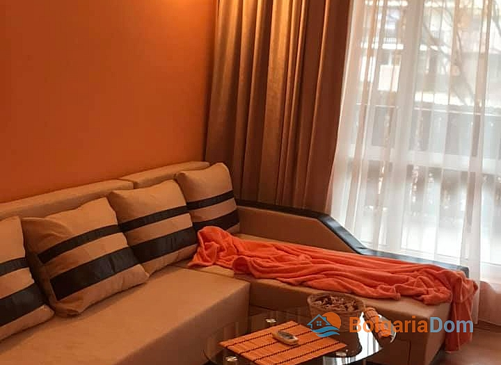 Двухкомнатная меблированная квартира в Ахелое. Фото 5