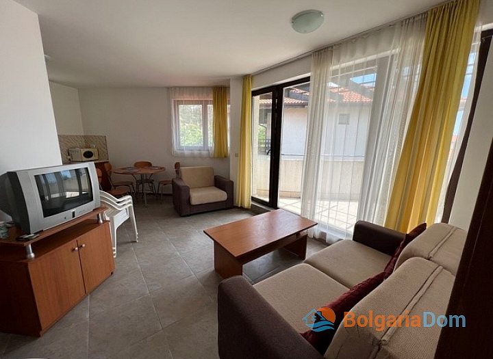 Студия с видом на море в Болгарии. Фото 15