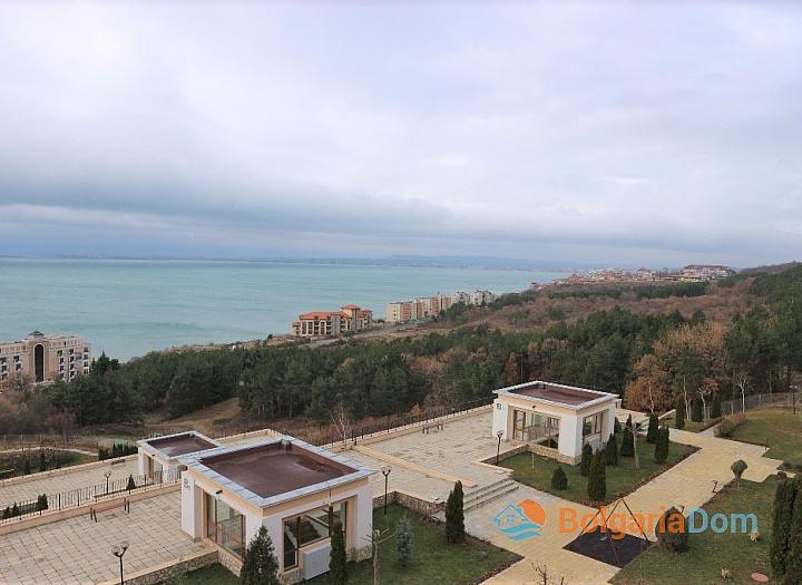 Квартира с прямым видом на море в Си Форт Клуб. Фото 2