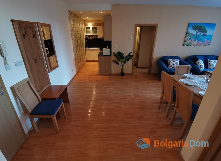 Трехкомнатная квартира в комплексе Райский Сад. Фото 9