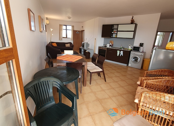 Апартамент с тремя спальнями в комплексе Несебр Вью. Фото 10
