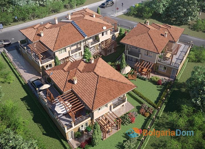 Новые дома на продажу в городе Поморие. Фото 10
