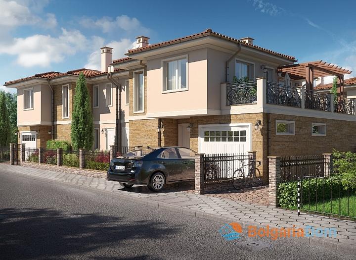 Новые дома на продажу в городе Поморие. Фото 14