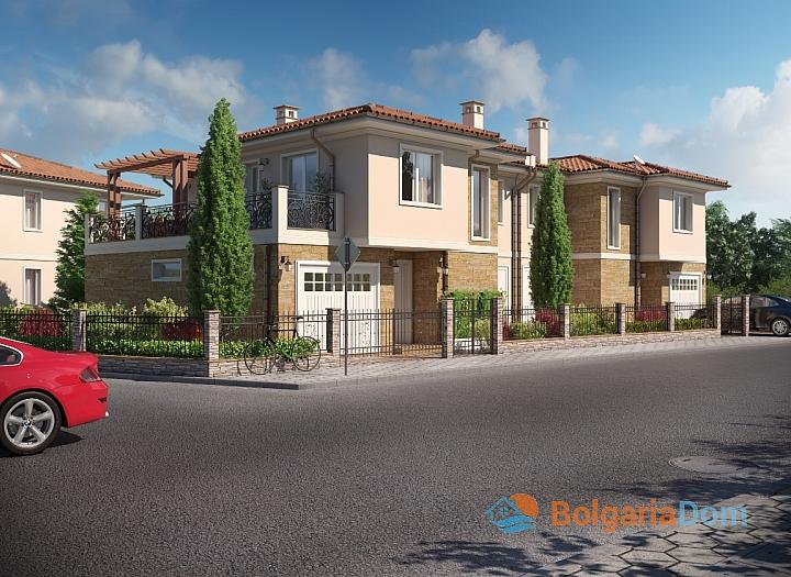 Новые дома на продажу в городе Поморие. Фото 12